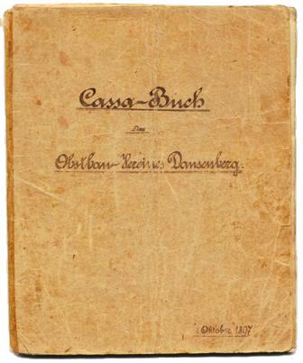 Das erste Cassa-Buch