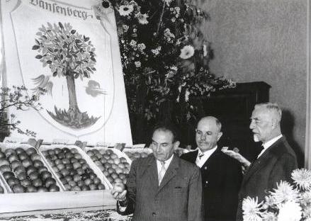 Tagung des Kreisverbandes 1960 in Dansenberg